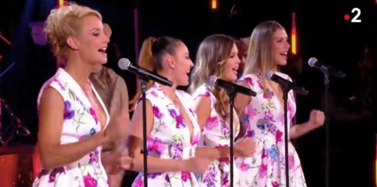 Vidéo - Quand les Miss France chantent pour les 90 ans de Line Renaud