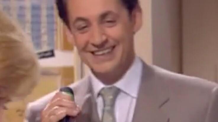 Vidéo – Quand Nicolas Sarkozy chantait (mal) du Johnny Hallyday