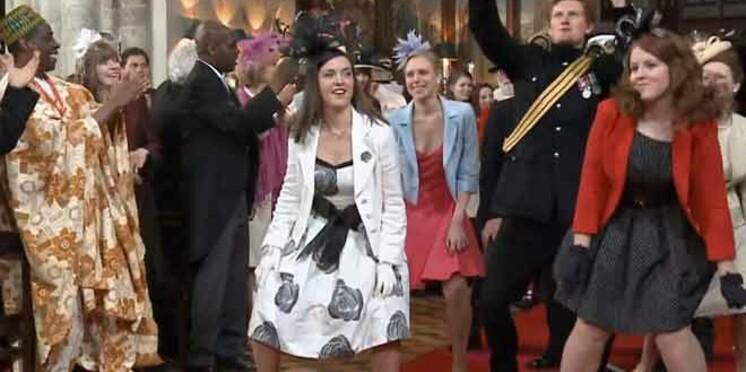 Découvrez la vidéo parodie du mariage de Kate et William