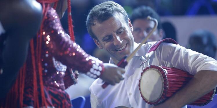 Vidéo - Quand Emmanuel Macron danse en boîte de nuit au Nigeria