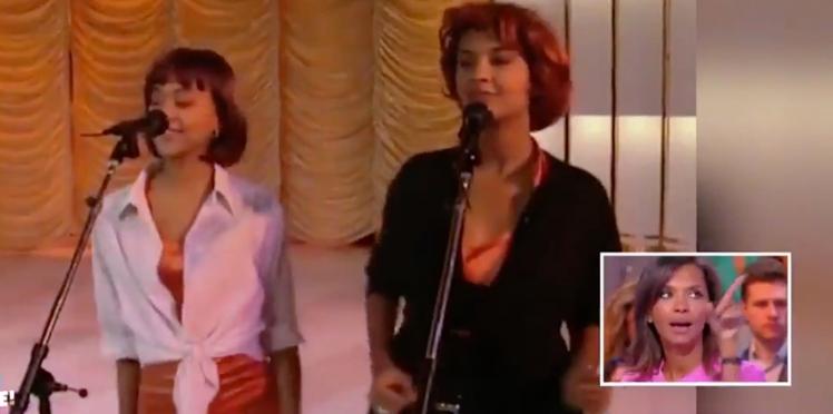 Vidéo – Découvrez la première télé de Karine Le Marchand