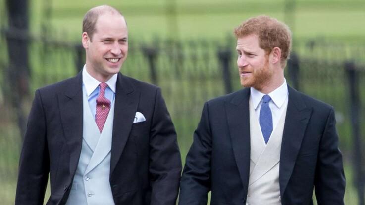 Vidéo - Le prince William réagit de manière très drôle aux fiançailles de son frère Harry