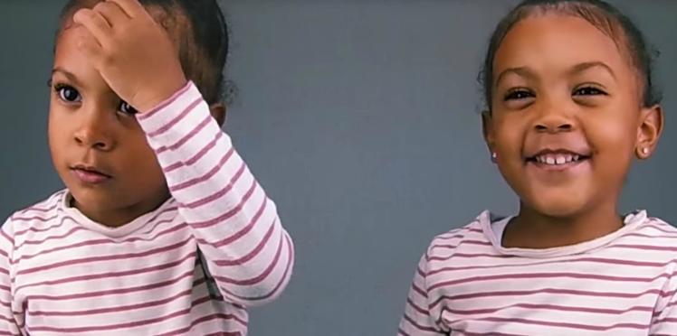 Vidéo : quand d'adorables jumelles se disputent pour savoir qui est née la première