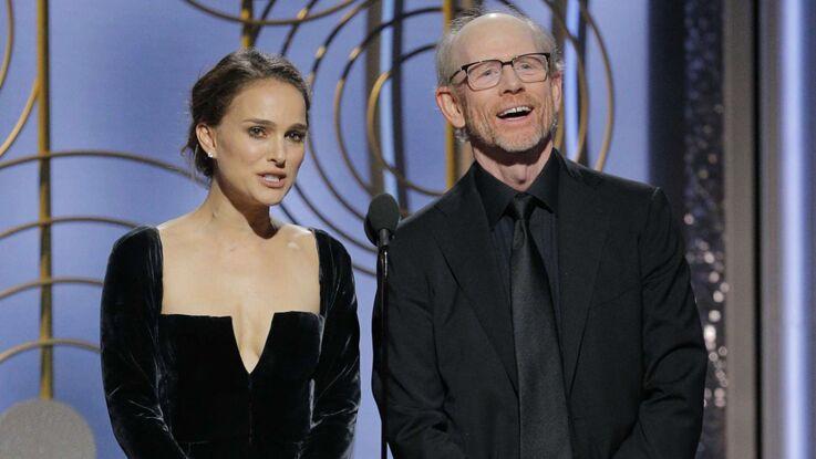 Vidéo - La pique bien sentie de Natalie Portman aux Golden Globes 2018