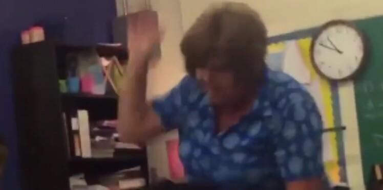 (VIDEO) Texas : une enseignante frappe violemment un élève