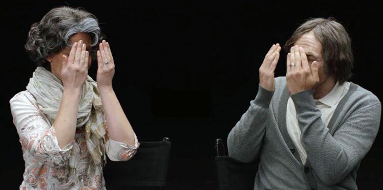 Vidéo : un jeune couple se fait vieillir grâce au maquillage
