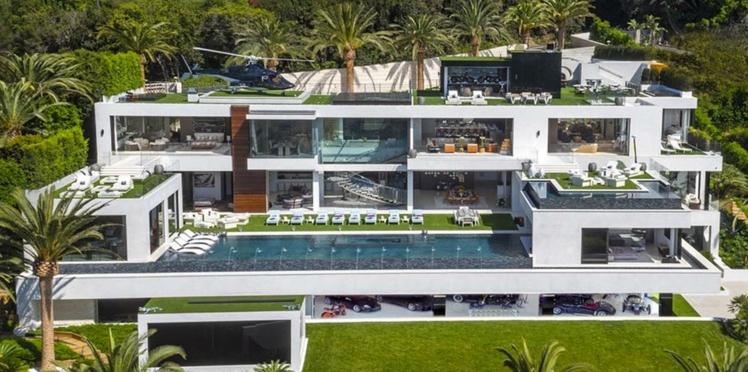Vidéo : visite de la maison la plus chère des Etats-Unis vendue 250 millions de dollars