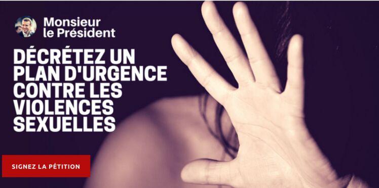 100 femmes demandent au président un plan d'urgence contre les violences sexuelles