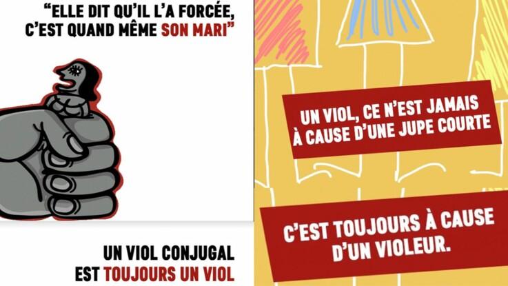 Violences faites aux femmes : un plan de lutte et une campagne pour accentuer le combat