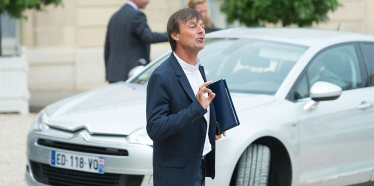 Les six (et très embarrassantes) voitures de Nicolas Hulot