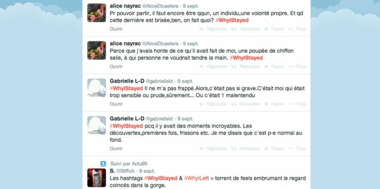 #WhyIStayed : quand les victimes de violences conjugales s'expliquent