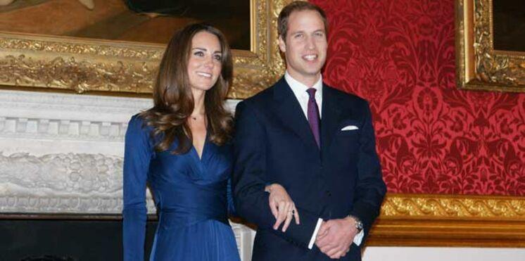 Mariage de Kate et William : c'est parti !