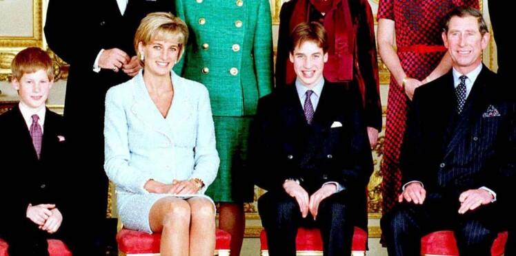 Diana et Charles parents d'une fille : William et Harry auraient une soeur aux Etats-Unis