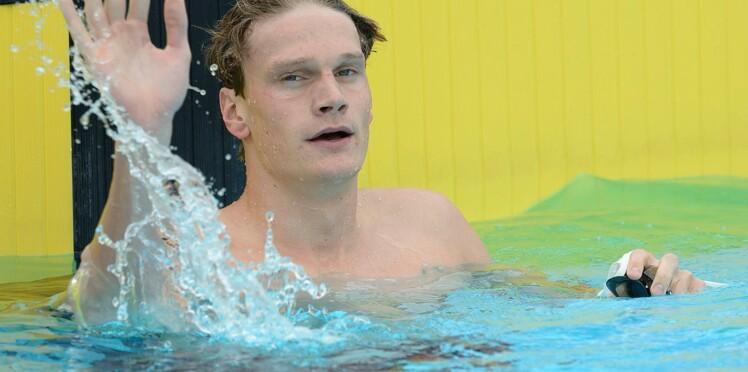 Yannick Agnel champion du monde sur 200m nage libre