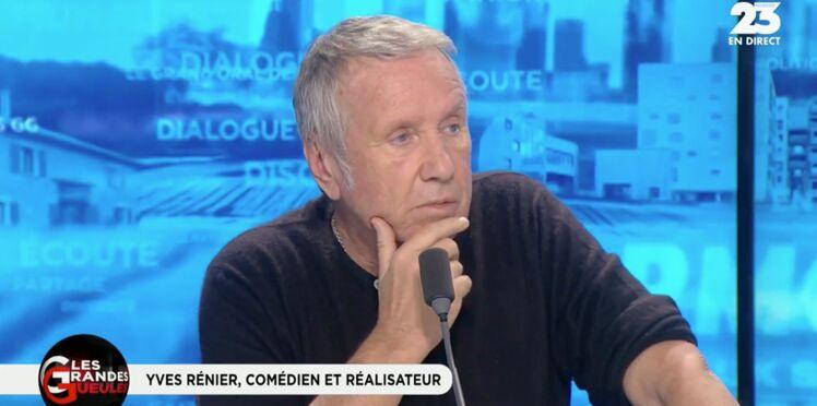"""Yves Rénier, proche de Johnny Hallyday, fustige les """"pleureuses"""" des obsèques de la Madeleine"""