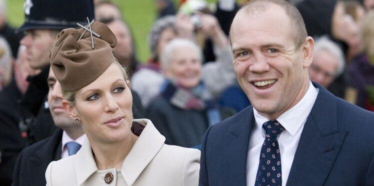 La famille royale britannique en deuil