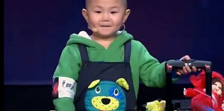 On craque pour Zhang Junhao ce petit danseur chinois plein d'humour