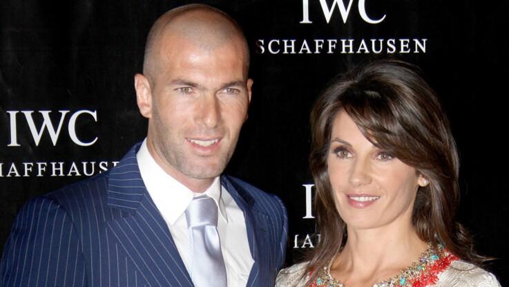 Photos - Zinédine Zidane   qui est sa femme depuis 24 ans, Véronique Zidane    fc71835c1862