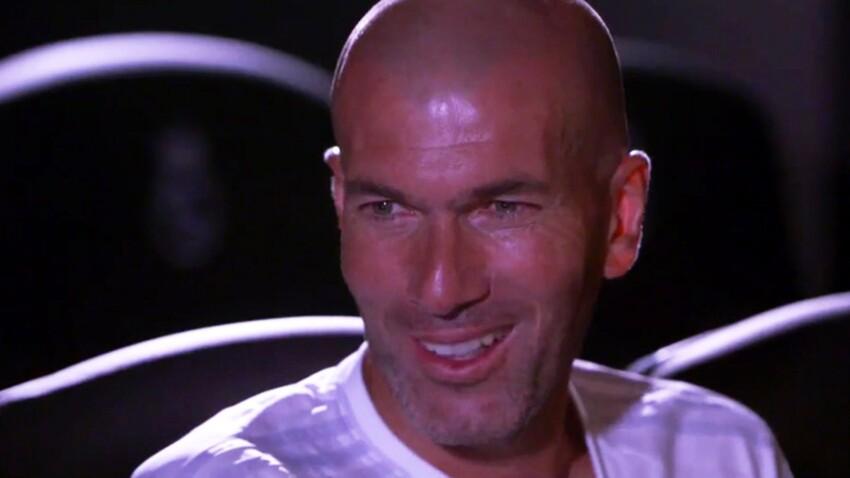 Zinédine Zidane : sa magnifique déclaration d'amour à sa femme, Véronique