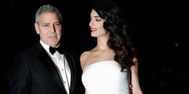 Amal et George Clooney font déjà chambre à part