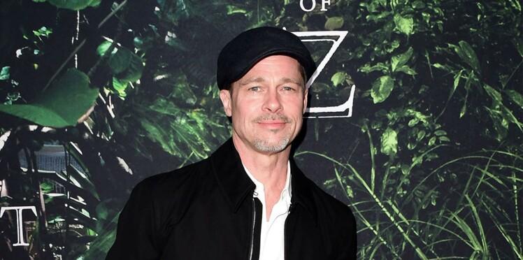 Brad Pitt maigre et amoureux: il s'est déjà recasé
