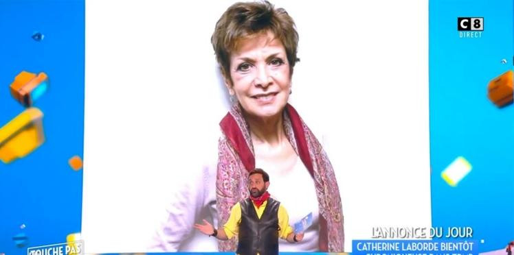 Catherine Laborde déjà de retour dans une émission où on ne l'attendait pas du tout!