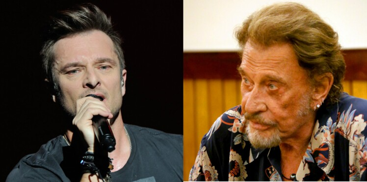 "Johnny Hallyday : pour son fils David, son cancer ""remet le temps en question"""