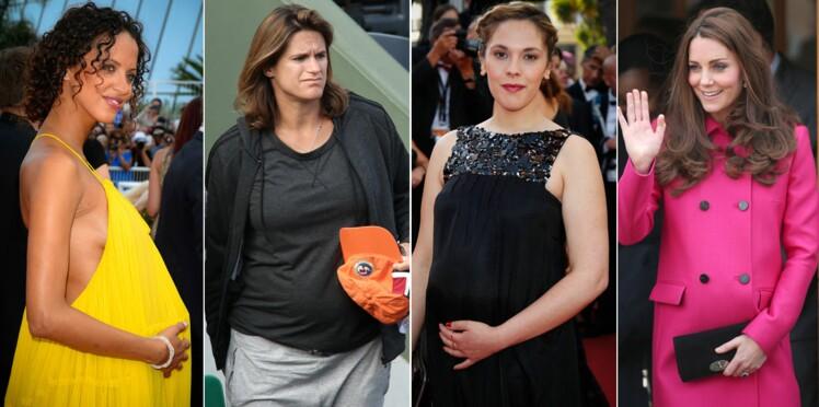 Mamans ou futures mamans : les jolis ventres des stars enceintes