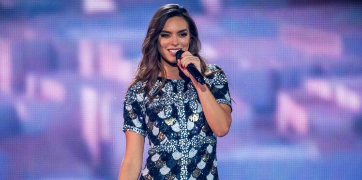 Eurovision : la France 12ème, un homme monte sur scène pour montrer ses fesses