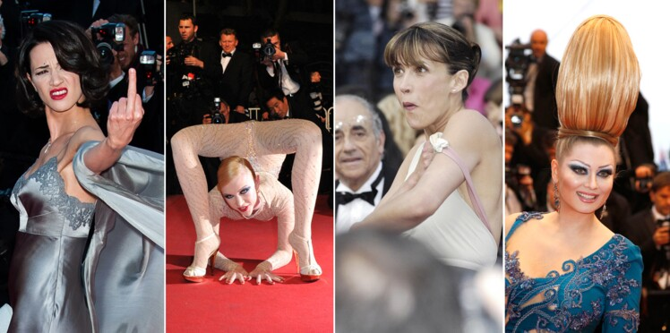 Festival de Cannes : photos insolites et scandales sur la Croisette