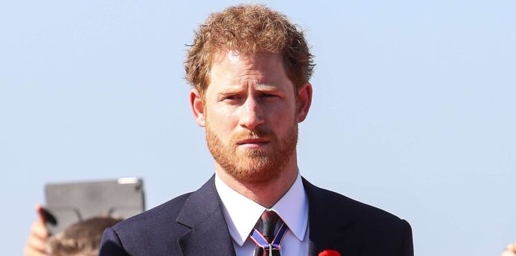 Photo : Le Prince Harry rejoint en cachette sa compagne Meghan Markle