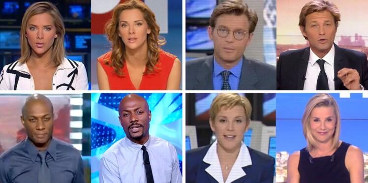 Ces journalistes et présentateurs télé à leurs débuts