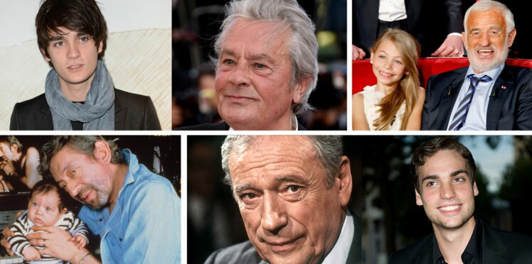 Comme Louis Bertignac, ces stars-là sont devenues papa à 50 ans et plus