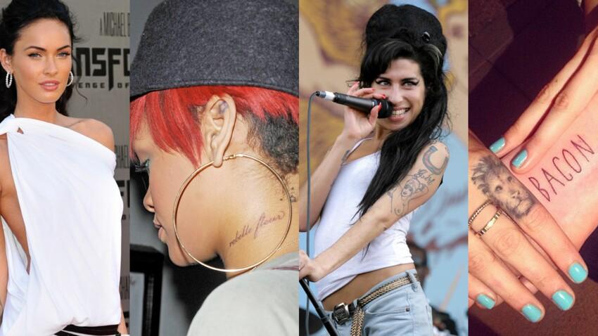 Les pires tatouages des people