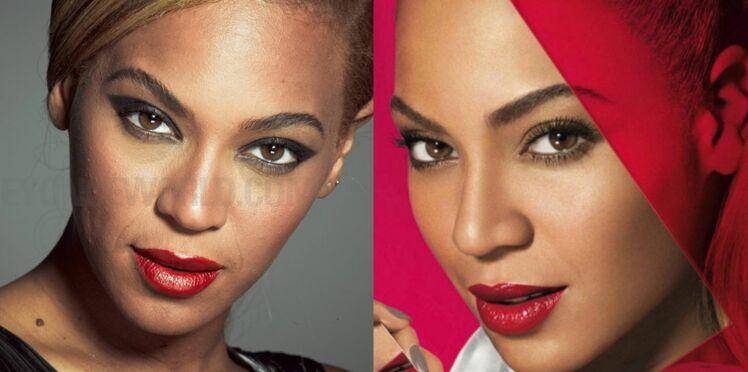 Les stars avant et après retouche photoshop