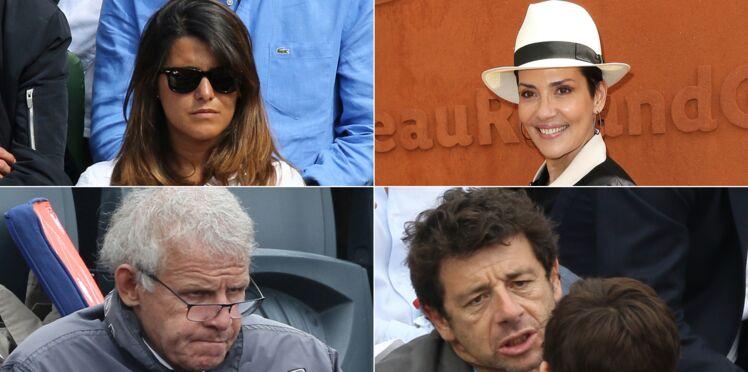 Karine Ferri, Marianne James, Anouchka Delon… Les stars à Roland-Garros