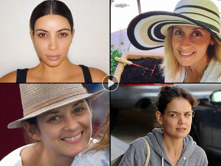Les Stars Sans Maquillage Femme Actuelle Le Mag