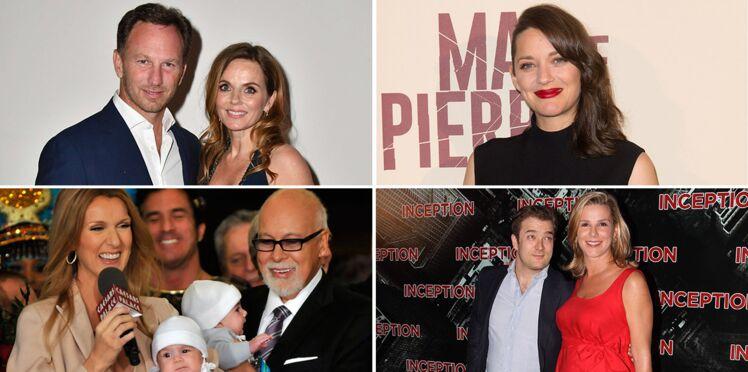 Ces stars mamans à 40 ans (et même plus !)