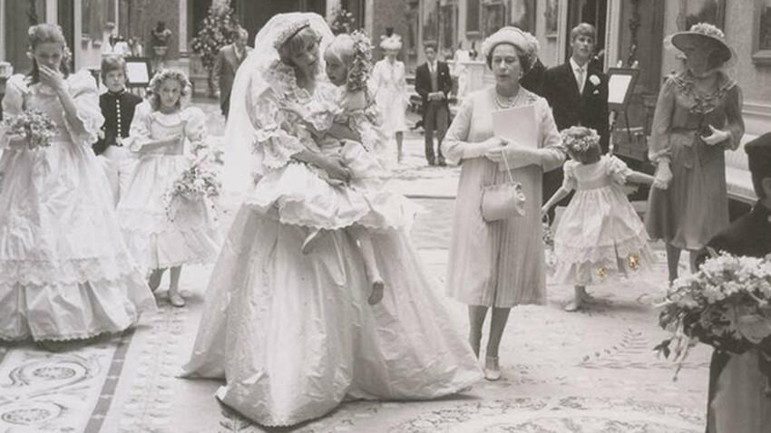 Photos : mariage de Diana et Charles, les clichés inédits du mariage révélés