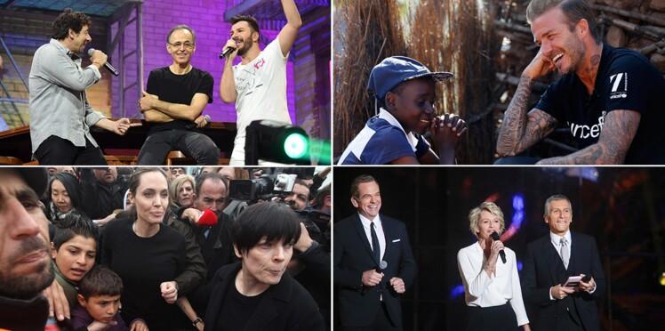 PHOTOS - Ces stars qui s'engagent pour de bonnes causes