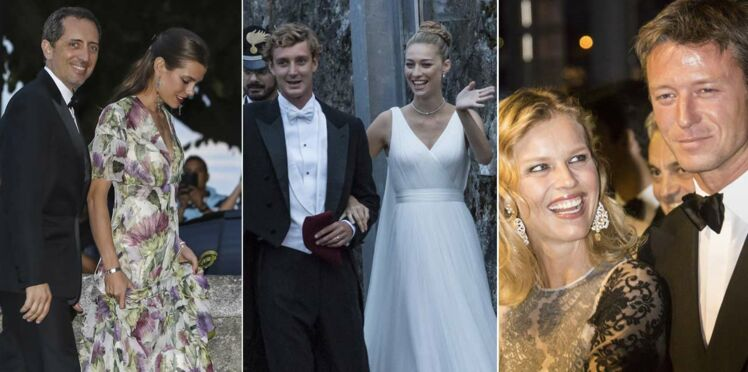 Photos : l'album du mariage de Pierre Casiraghi et Beatrice Borromeo