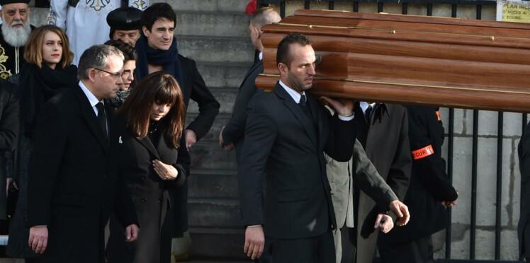 Photos : obsèques de Michel Delpech, famille et artistes étaient très nombreux pour lui dire adieu