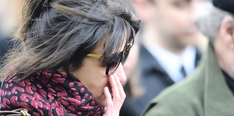Photos : Sophie Marceau, soutenue par son fils Vincent pour dire adieu à Andrzej Zulawski