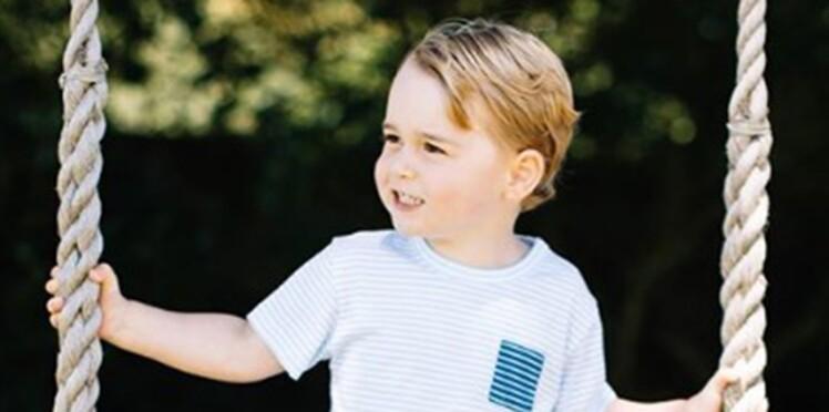 Photos : les adorables clichés pris à l'occasion des 3 ans du Prince George