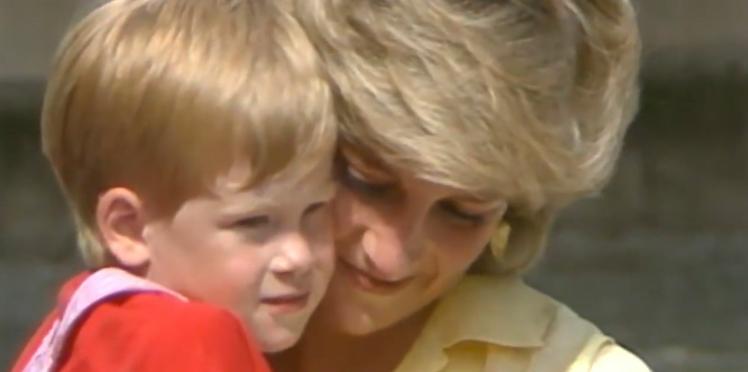 Le Prince Harry a 32 ans : retour sur sa relation privilégiée avec Lady Di en images