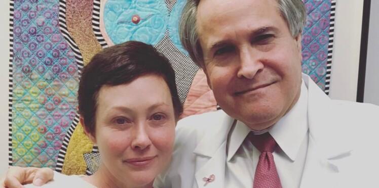 Shannen Doherty, épuisée, fait une poignante déclaration à son médecin