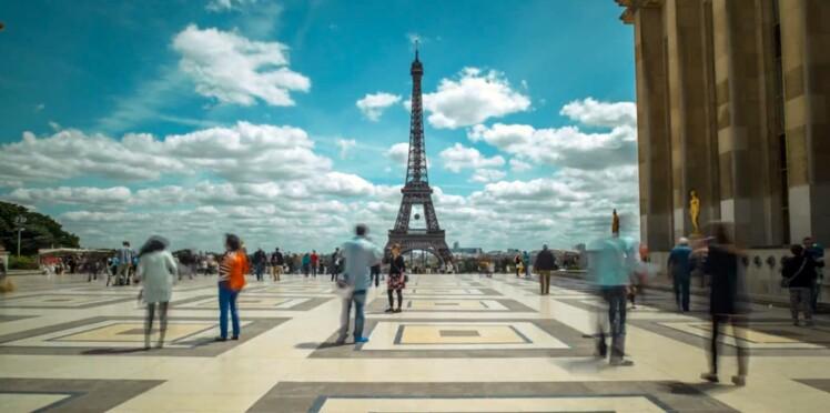 Il adore Paris... et lui rend hommage en timelapse