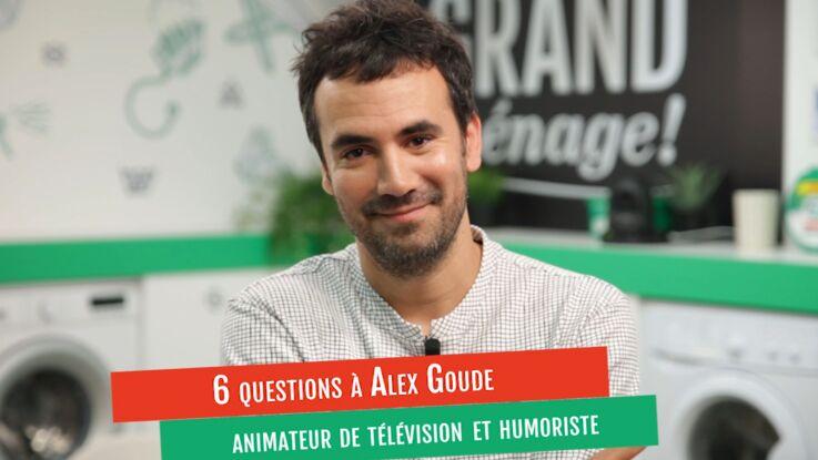 VIDÉO - L'interview d'Alex Goude, animateur TV, sur le partage des tâches ménagères