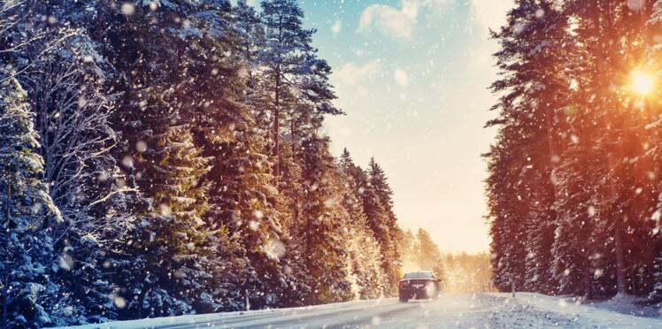 10 conseils pour bien vous préparer à conduire cet hiver