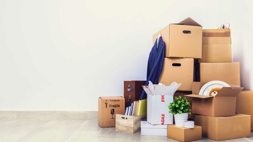 Les 10 astuces à connaitre pour réussir son déménagement